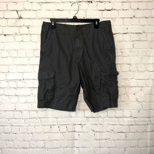 Sonoma Lifestyle Navy Blue Cargo Pocket Shorts